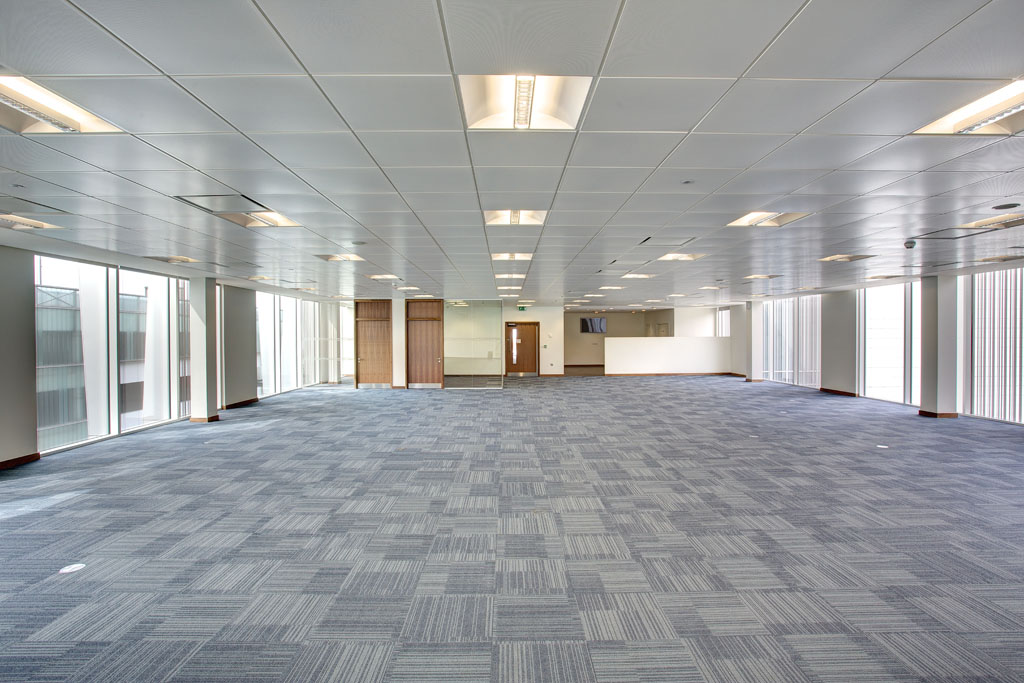 New Blackpool Council Offices Phoenix Flooring Division