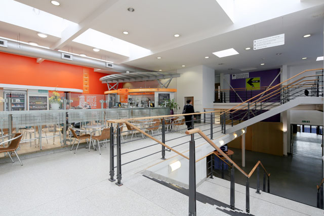 Calverley Building Refurbishment Phoenix Flooring Division