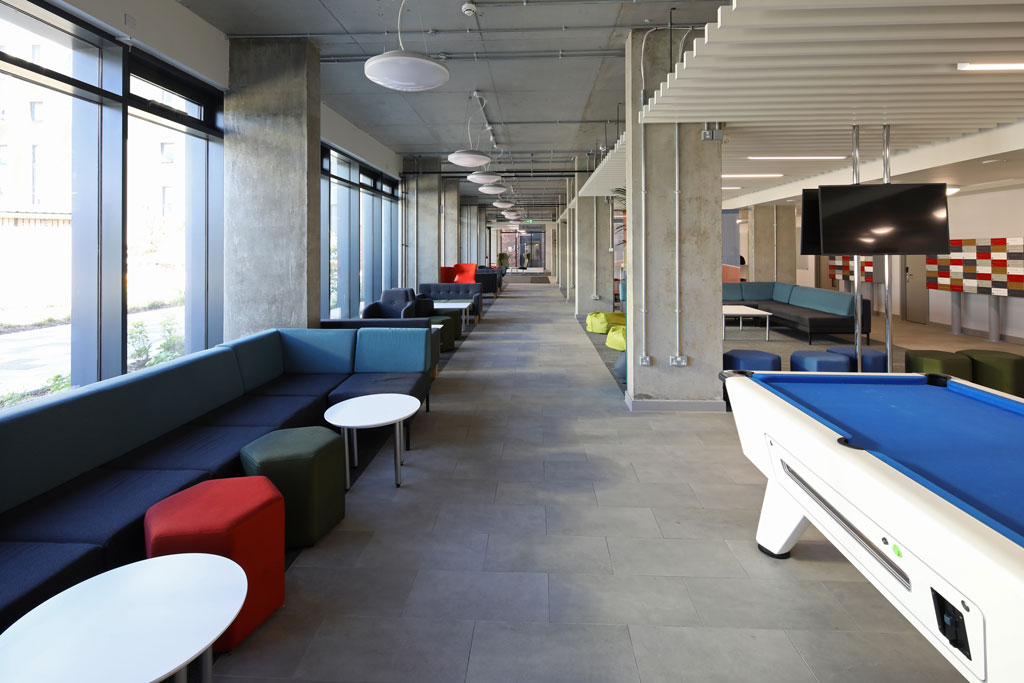 Greenbank Student Village Phoenix Flooring Division