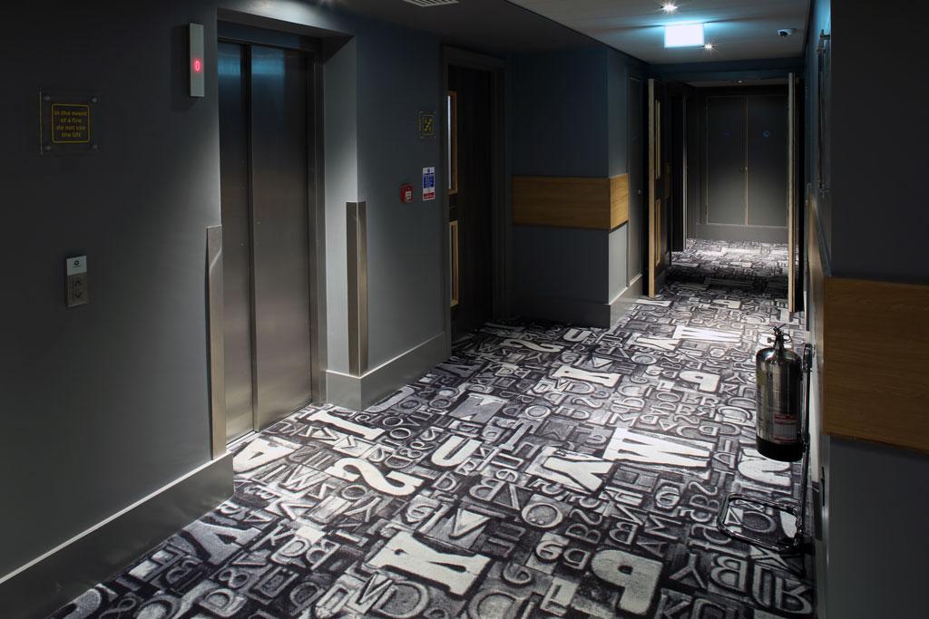Ibis Merrion Hotel Leeds Phoenix Flooring Division