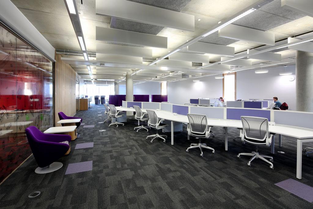 Laidlaw Library Phoenix Flooring Division
