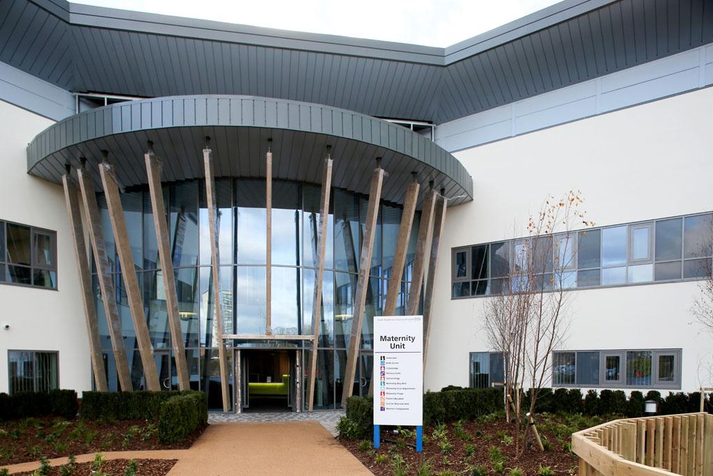 North Middlesex Hospital Phoenix Flooring Division