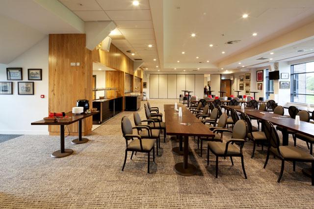 Saracens Copthall Stadium Phoenix Flooring Division